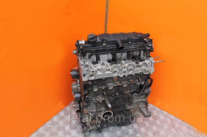 Двигатель на Fiat Ducato 2.0 JTD (Фиат Дукато)
