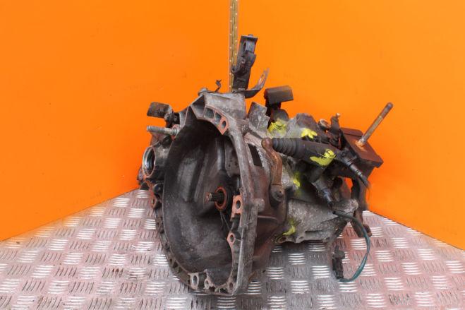 Коробка передач на Fiat Doblo 1.6 B. КПП к Фиат Добло