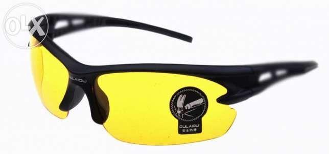 Очки с желтыми линзами