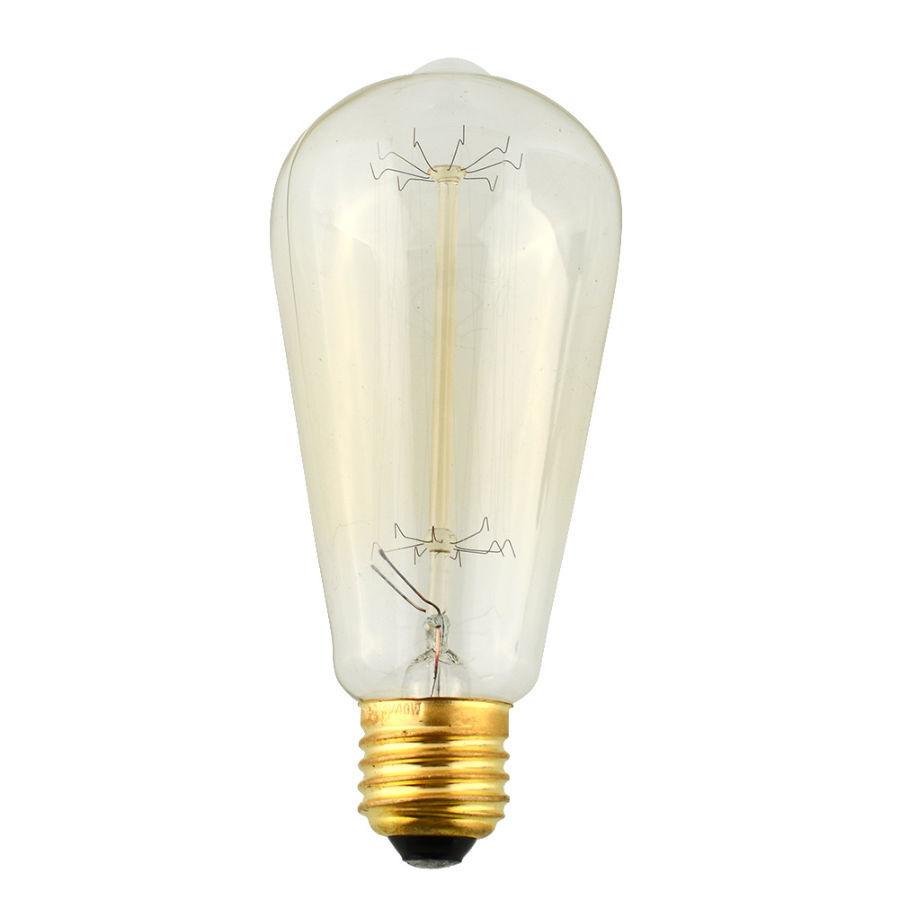 Фото 2 - Лампа Едісона ST64 40W