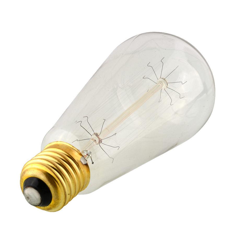 Фото 4 - Лампа Едісона ST64 40W