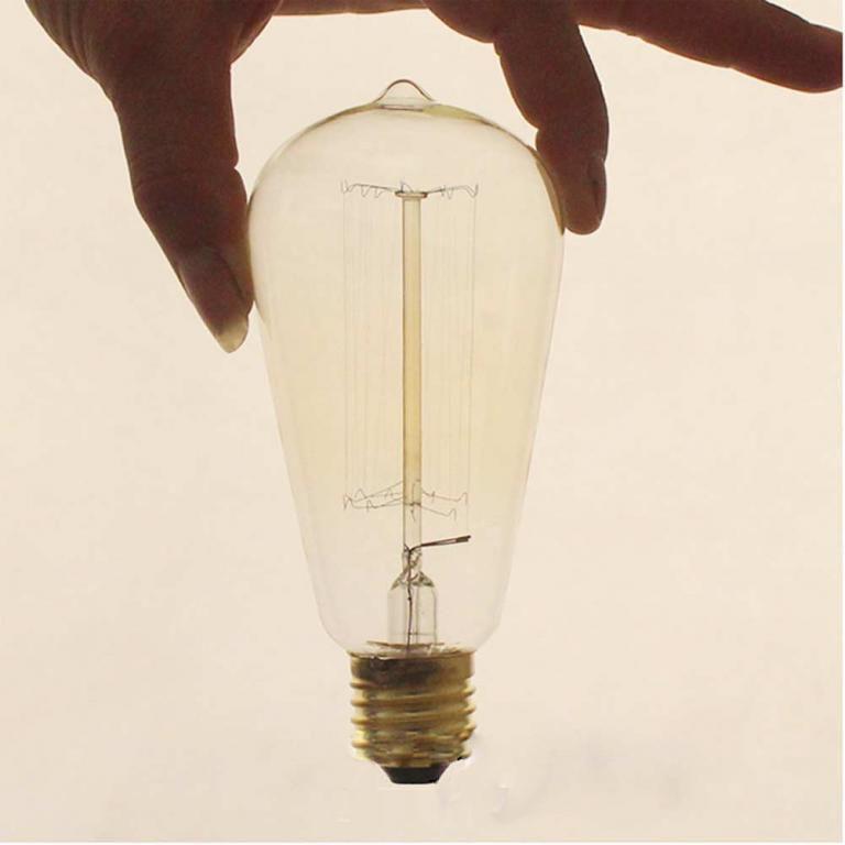 Фото 5 - Лампа Едісона ST64 40W