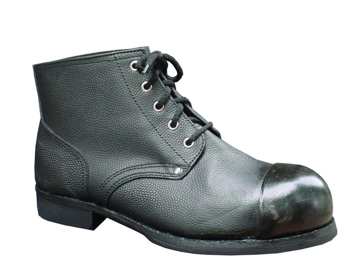 Фото - Ботинки рабочие с металлическим носком. Спецобувь