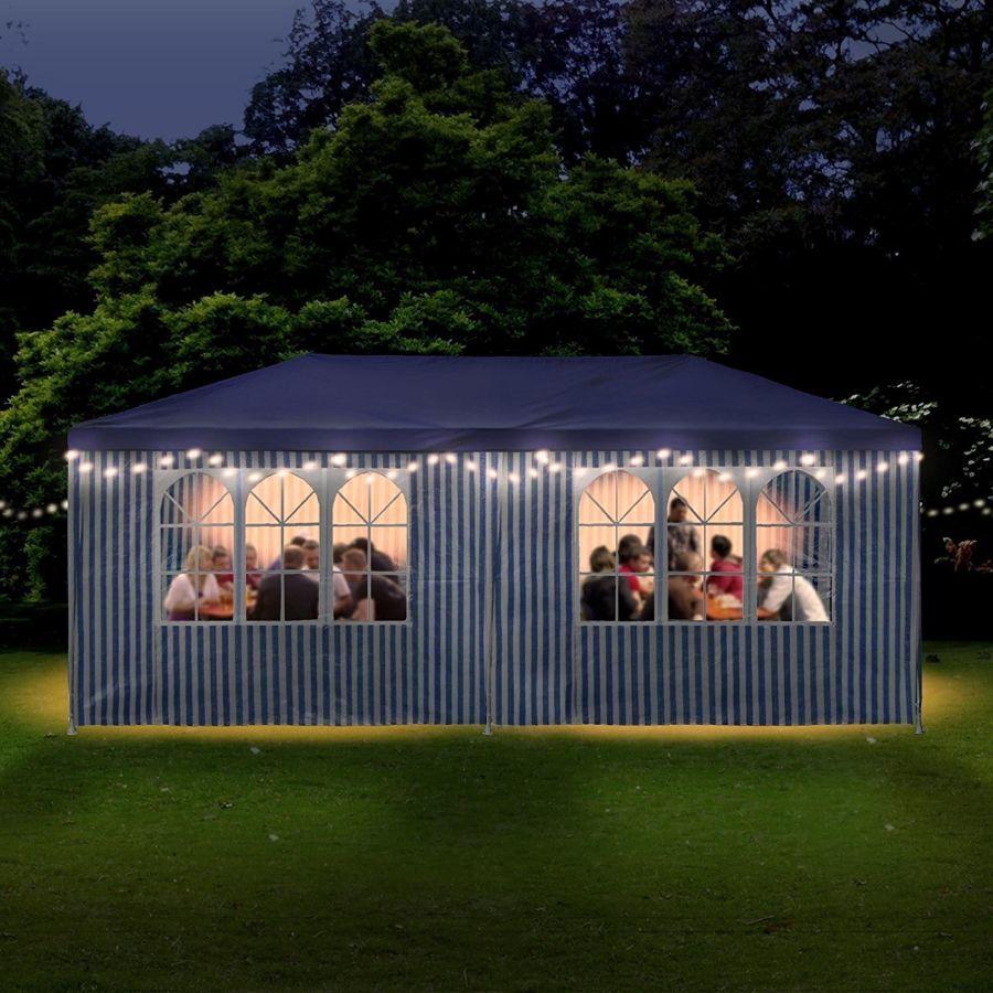 Фото - Павильон садовый 3х4 3х6 3х9м палатка навес шатер Бесплатная доставка