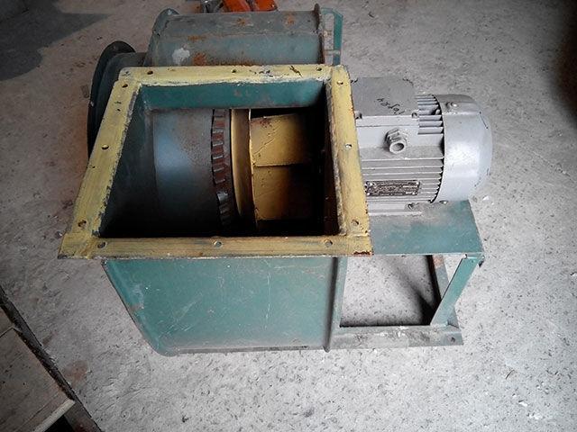 Фото 3 - Вентилятор радиальный ВР-88-72.1 (В-Ц4-75)