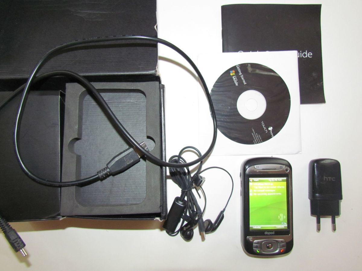 HTC DOPOD 838 Pro полный комплект с коробкой