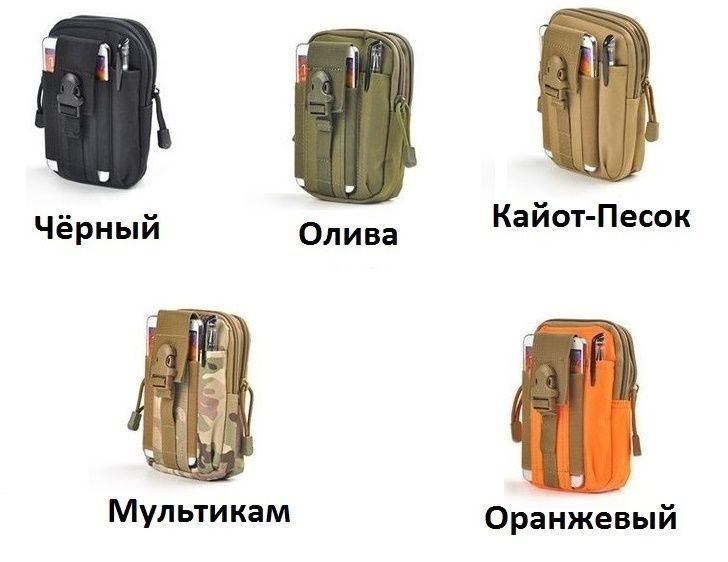 a4b394aec Тактический подсумок органайзер Edc сумка на пояс 1000d на бедро ...