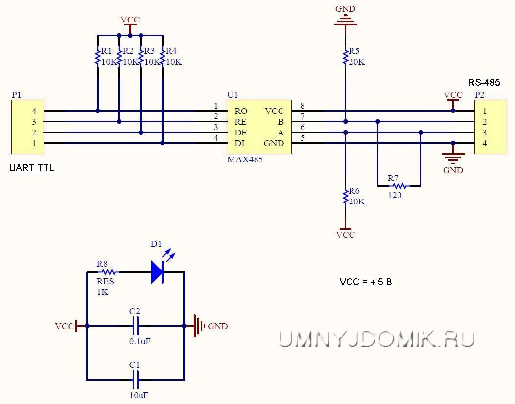 Implementing RS485 on AVR - News