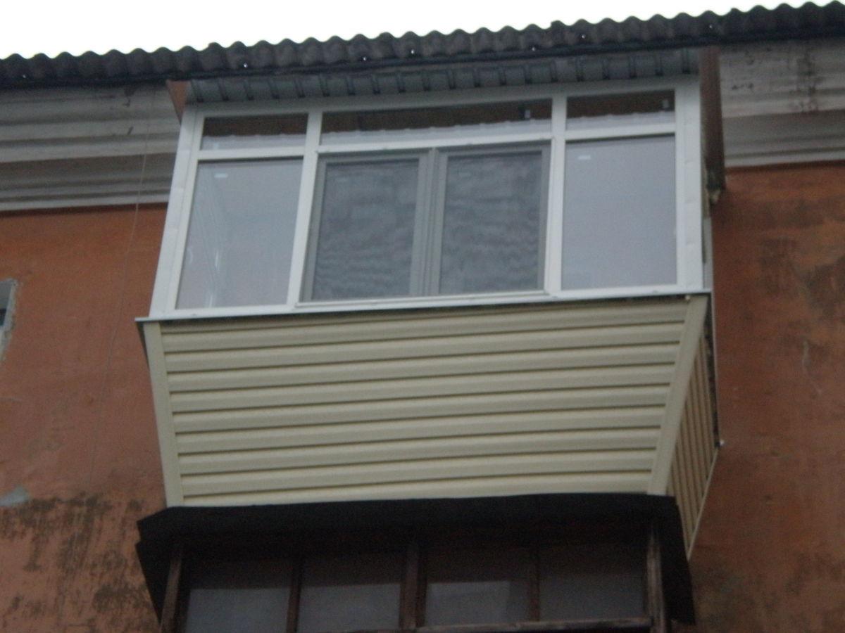 Балконы лоджии под ключ