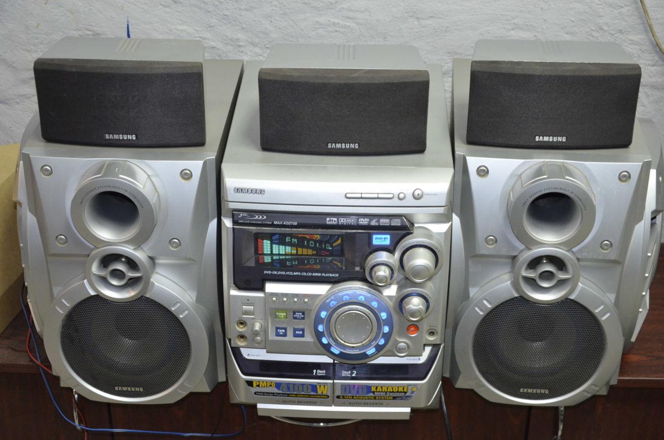 Samsung MAX-KDZ150 музыкальный центр  1 500 грн. - Музыкальные ... b32827d6052