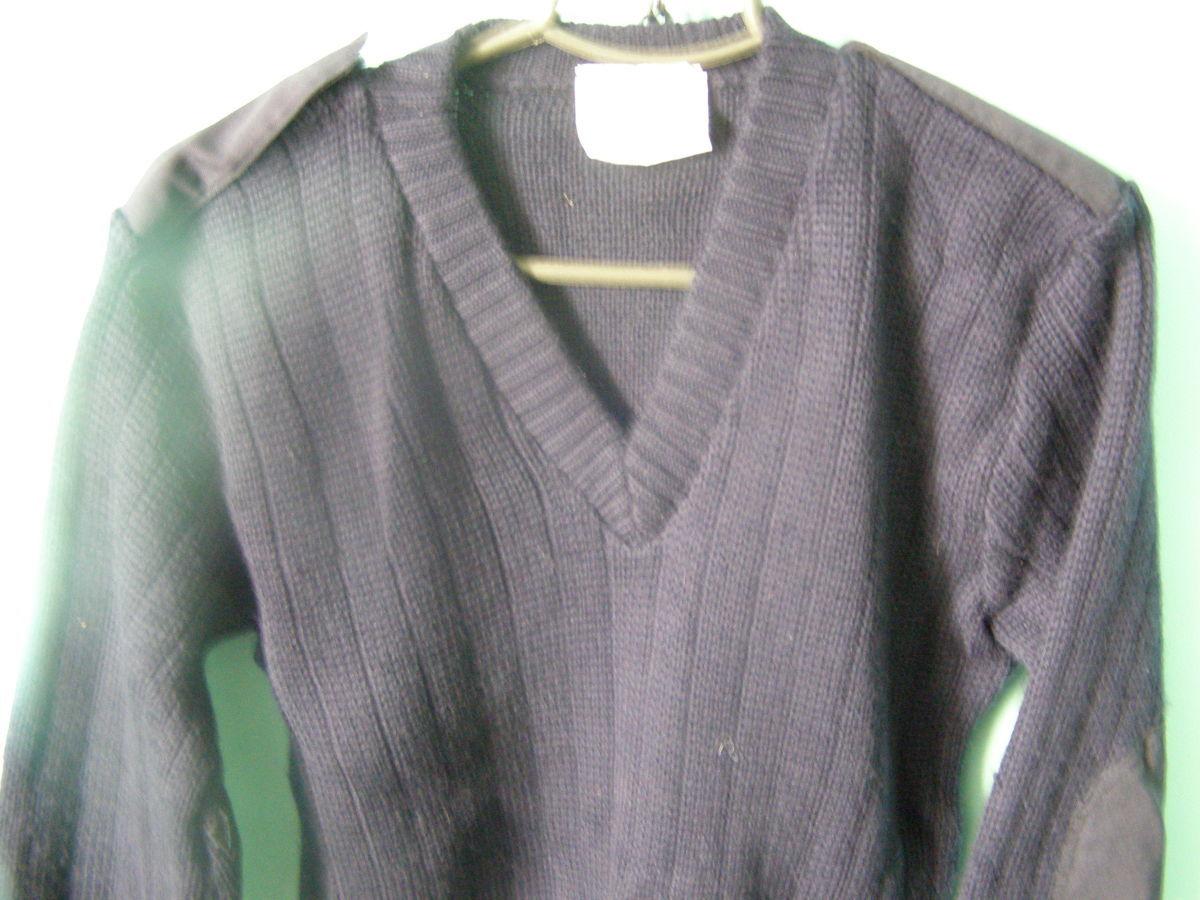 свитер военный