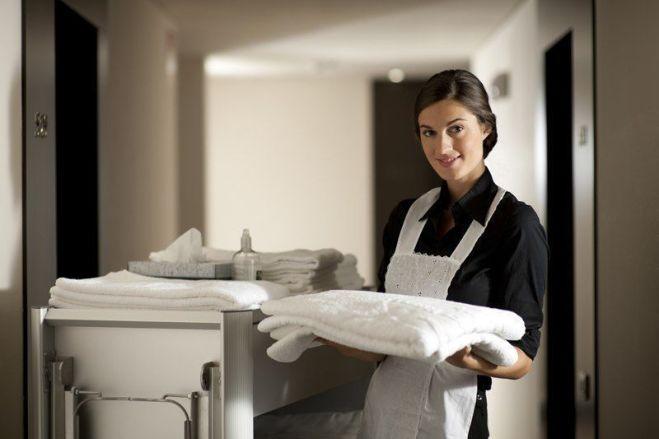 Горничная кухработник в гостинично-ресторанный комплекс в Польше
