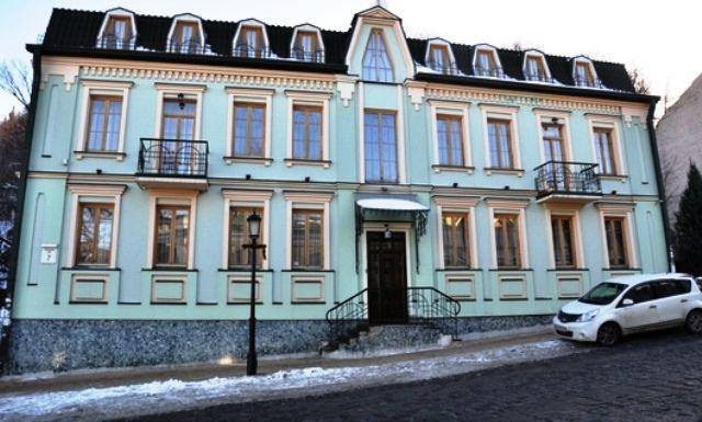 Подол продажа/особняка  здания Андреевский спуск 7а фасад