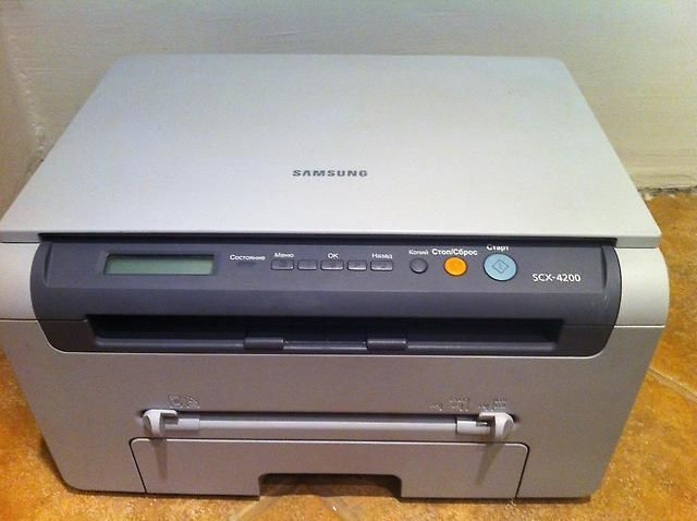SAMSUNG SCX-4200 SCAN DRIVERS FOR WINDOWS XP