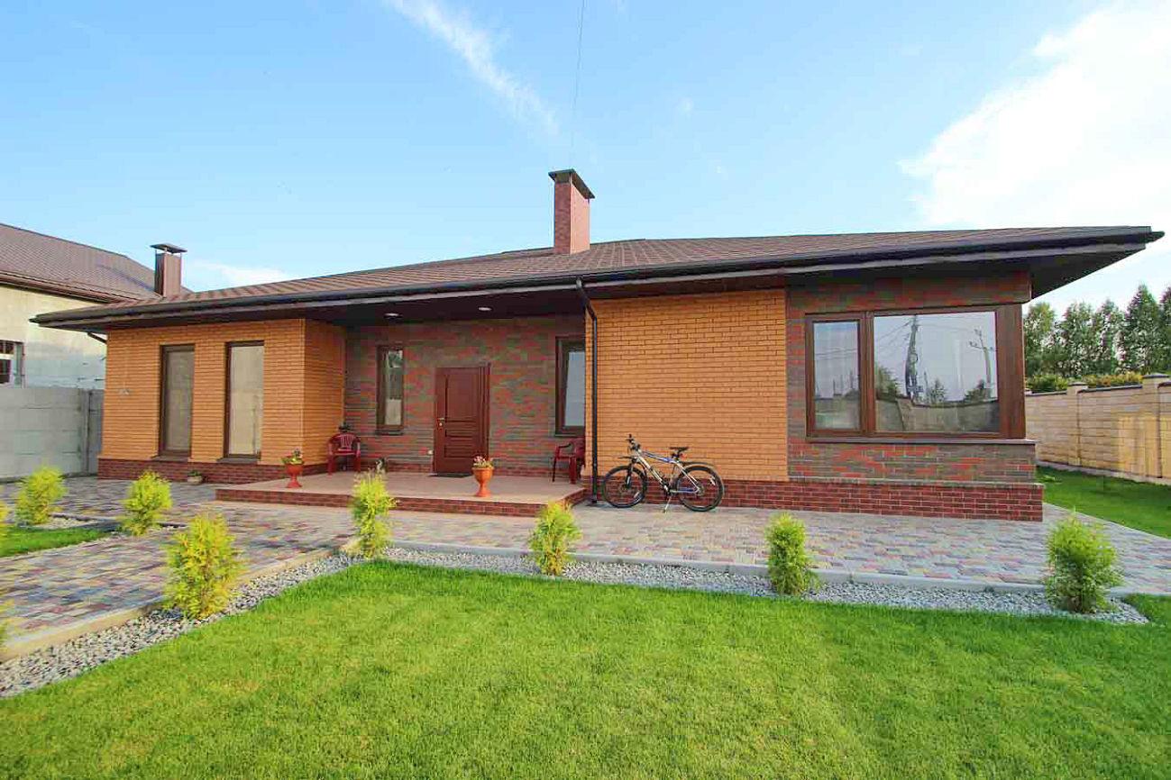 Продам новый дом  в Новоалександровке