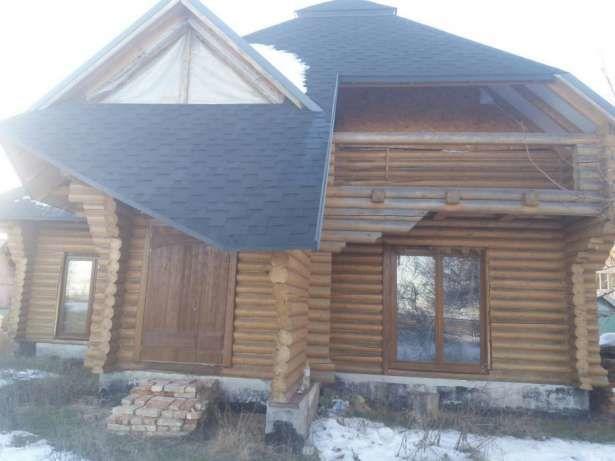 Продам дом из сруба с.Каневское