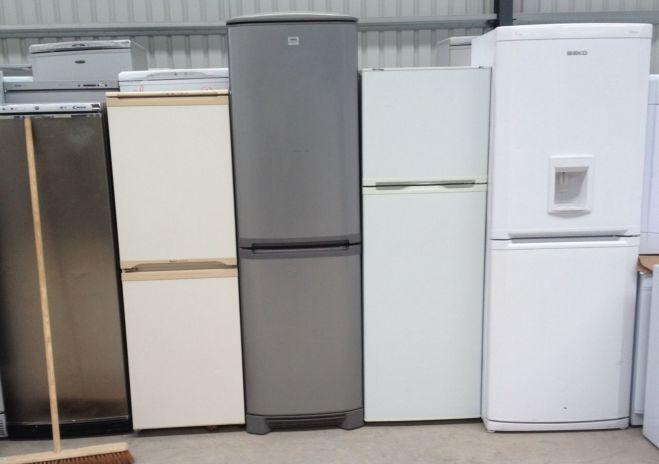 Холодильник, морозильная камера из Европы