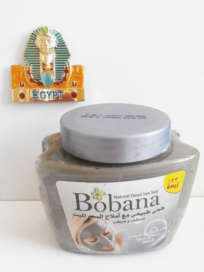маска для лица и тела Bobana 300 Ml египет 260 грн косметика