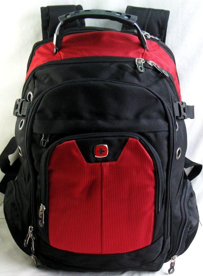Рюкзак городской , Swissgear  с аудивыходом . Swiss Gear , Wenger .