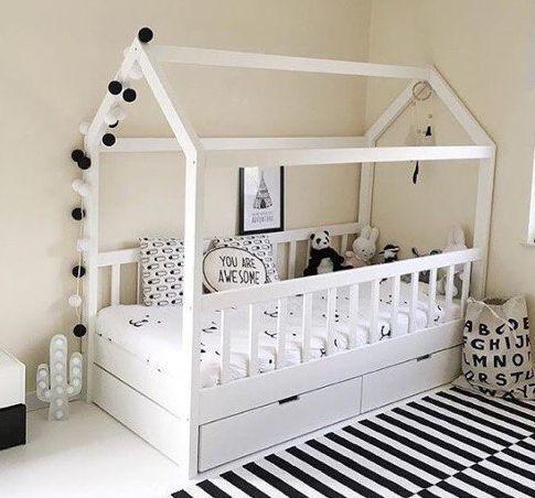 кровать деревянная домик детская с ящиками 6 000 грн кроватки