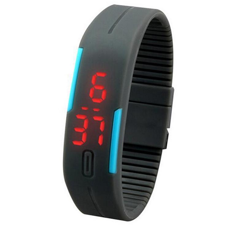 Спортивные силиконовые LED часы  70 грн. - Наручные часы Мариуполь ... 34375bc696a48