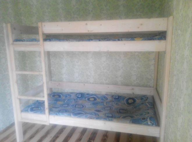 Двухъярусная кровать-1600 грн