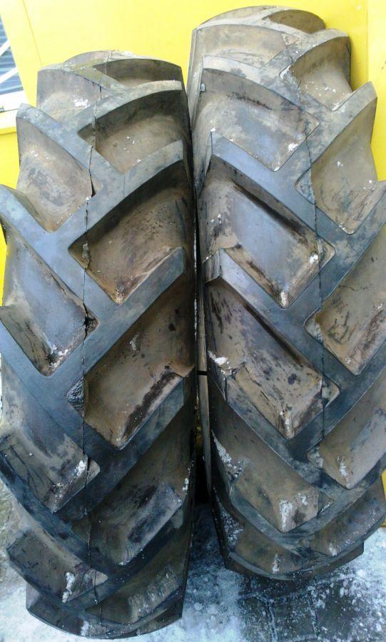 шины 11-24 (Россия)  на трактор - новые