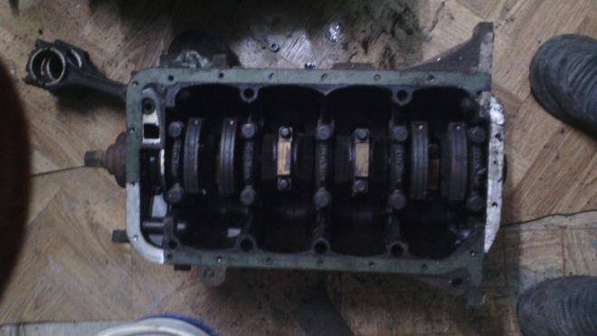 11211721390 Коленвал  двигателя М40В16 БМВ, BMW 1709675 оригинал