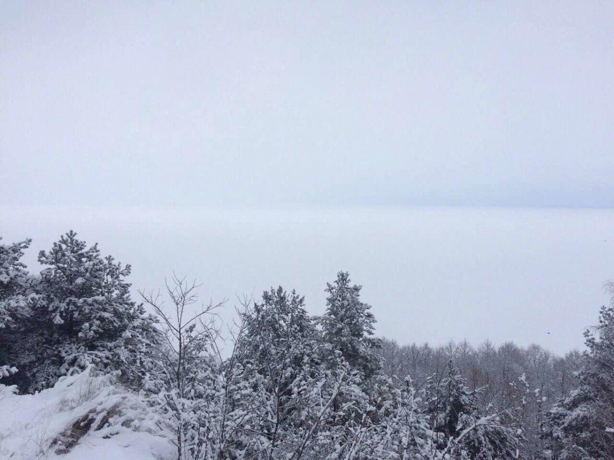 Киев-7 км, 66 соток, выход к морю, на горе, суперпанорамный