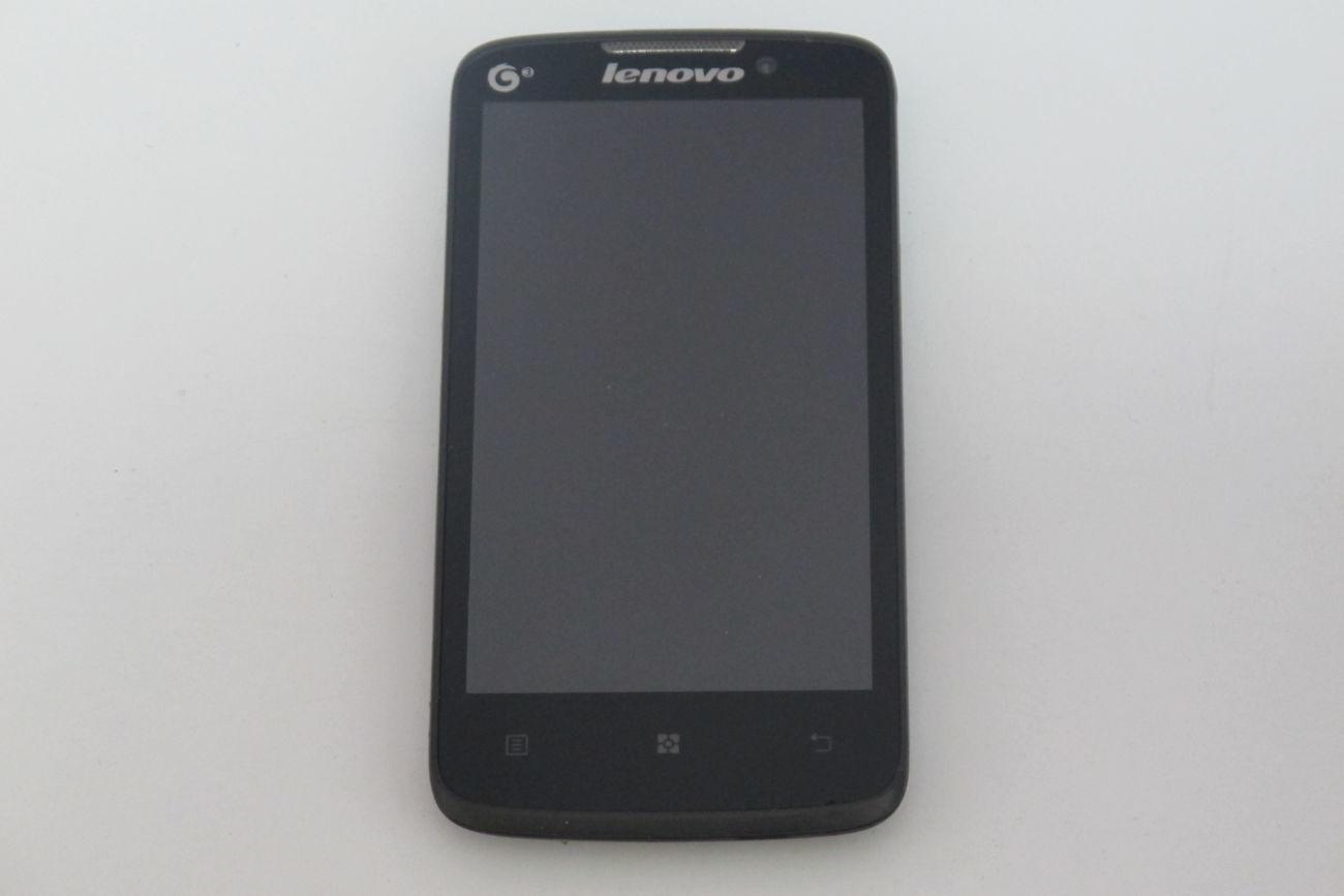 Мобильный телефон Lenovo A670t Black    (TZ-1780)