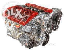 Ремонт двигателей грузовых автомобилей Николаев