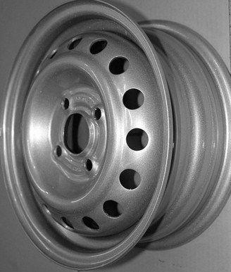Продаются диски  колесные R 13, стальные Деу Нексия, Опель