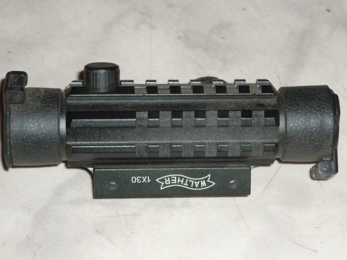 Коллиматорный прицел Walther 1*30