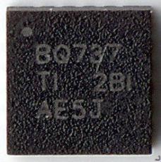 Шим-контроллер  Texas Instruments BQ24737 (BQ737) pwmIC, QFN2