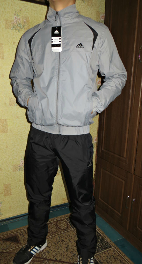 06513994 Спортивный костюм Adidas плащевка. Весна - осень.: 500 грн. - Другая ...