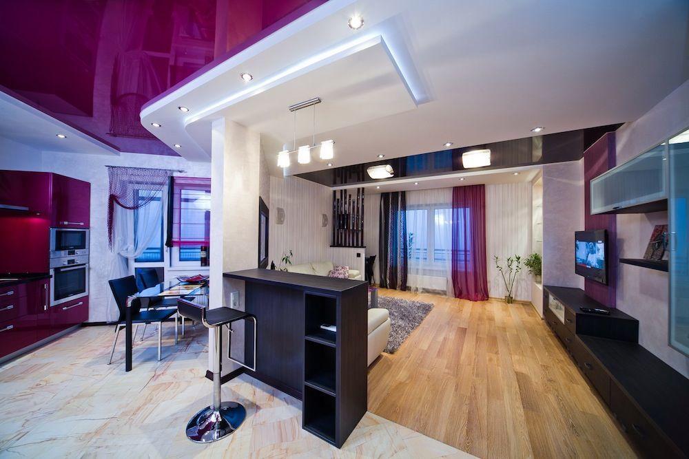 Дизайн квартир офисов помещений.