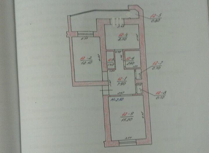 Продам НОВУЮ замечательную 2-х комнатную квартиру под ключ