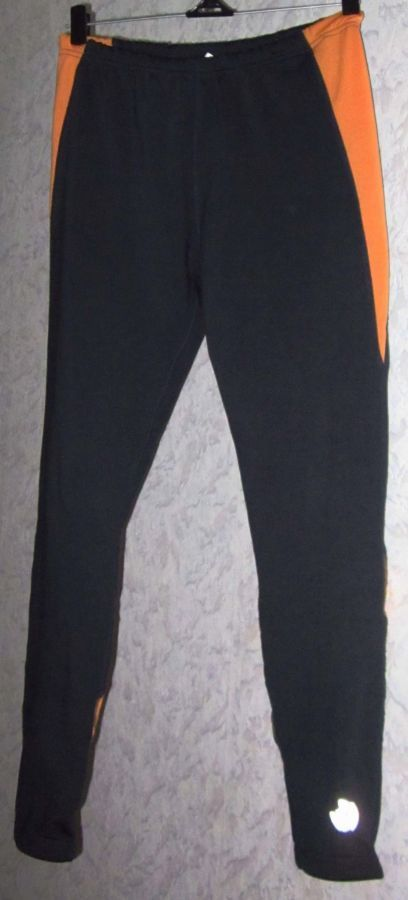 Женские теплые штаны для бега Shamp