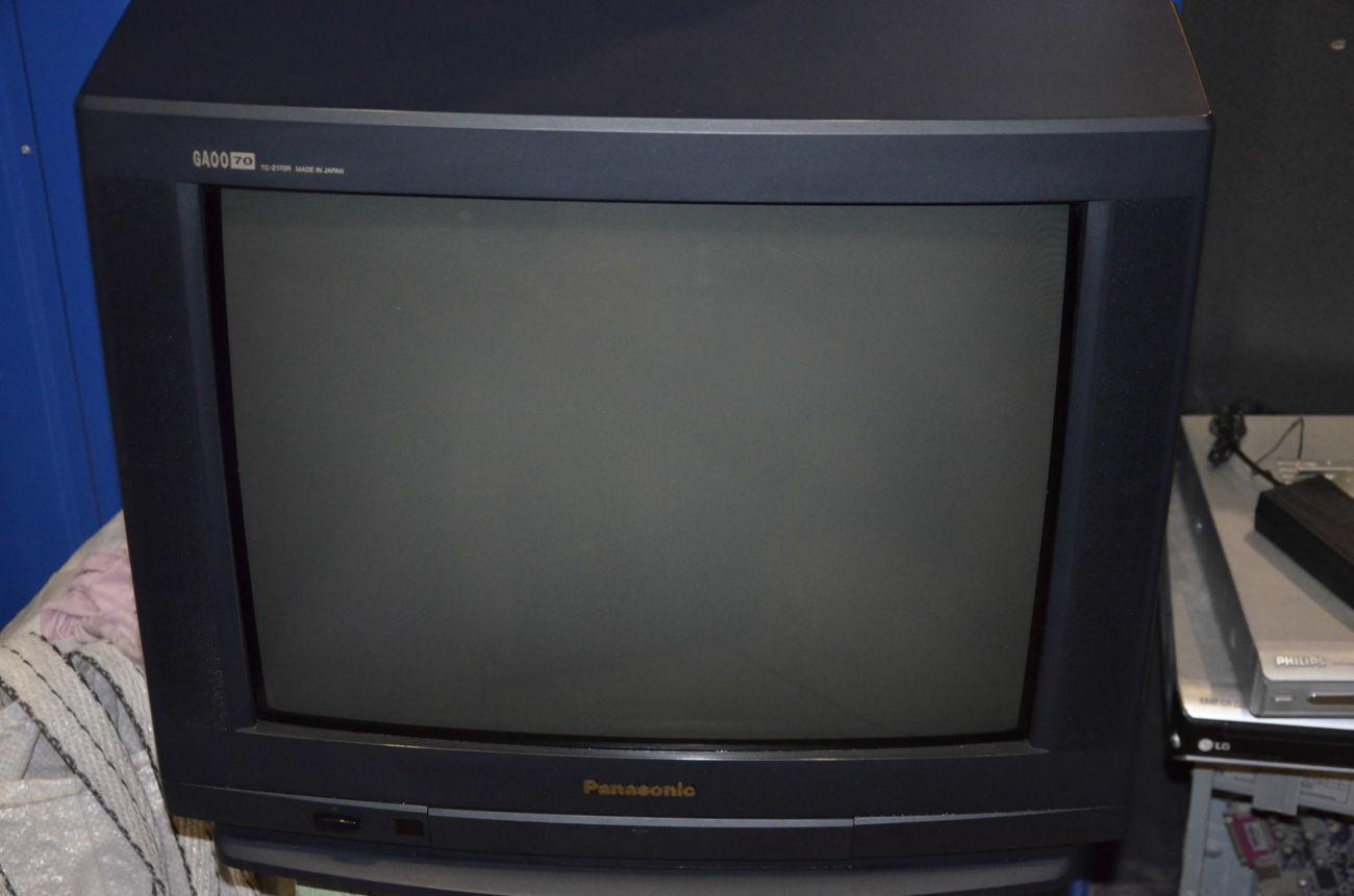 Телевизор Panasonic TX-2170R GAOO-70 Идеальный