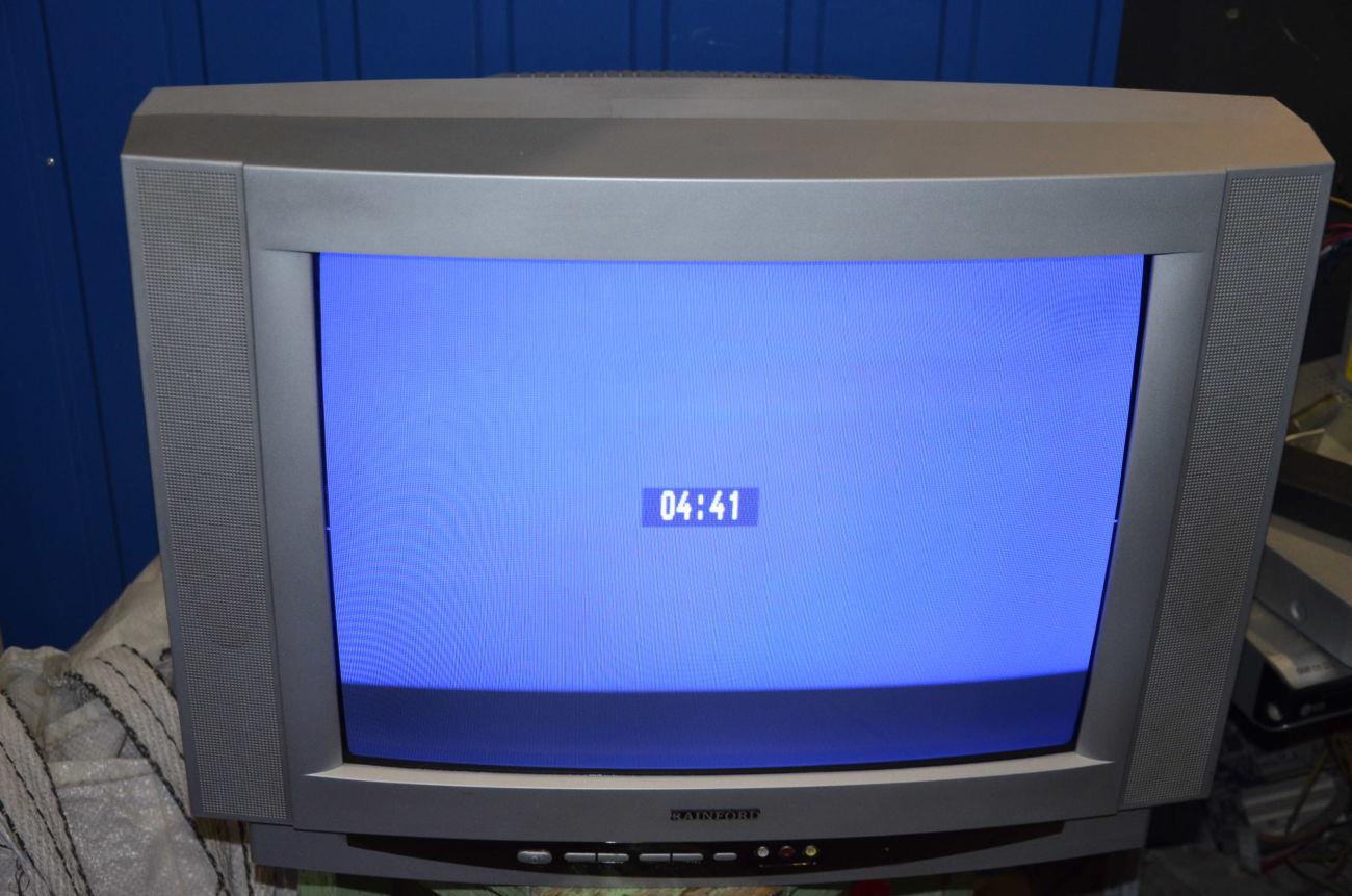 Телевизор Rainford TV-5556TC Идеальный