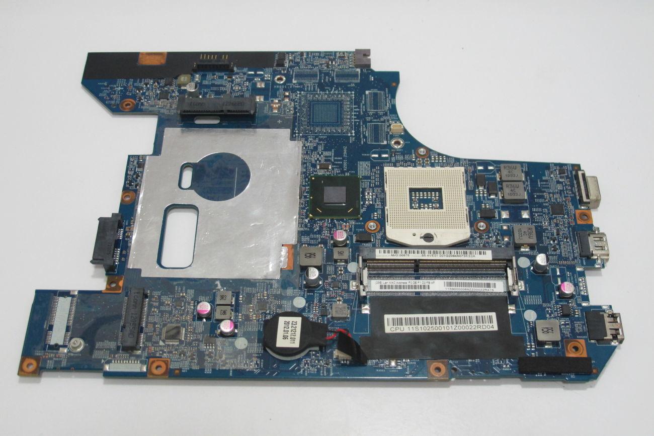 Фото - Материнская плата Lenovo B570E (NZ-2106)