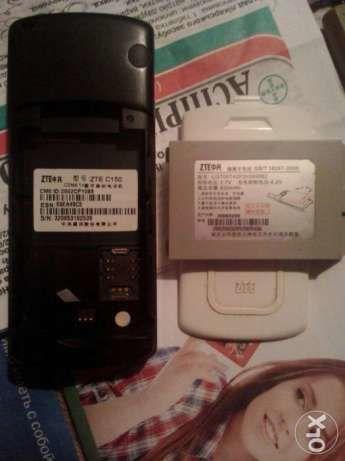 Продам телефон CDMA ZTE C150 от интертелекома
