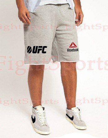 Шорты UFC Reebok GREY - оплата при получении!  550 грн. - Шорти ... 5030a039e529b