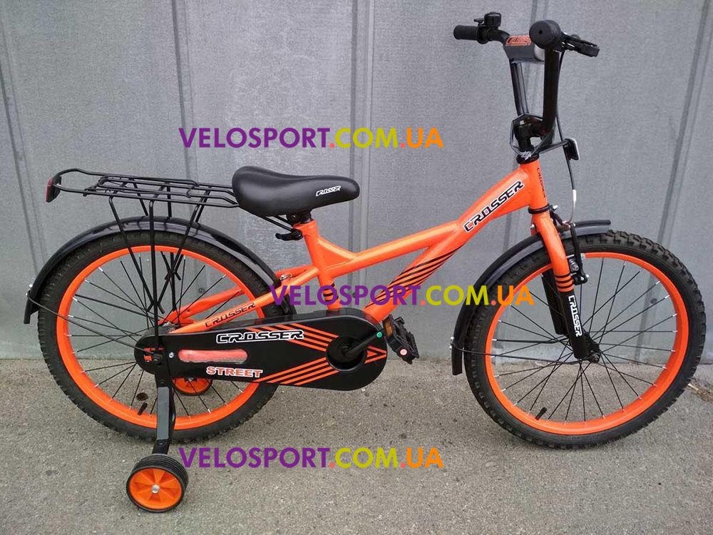 Детский велосипед Crosser Street 12 - 20 дюймов