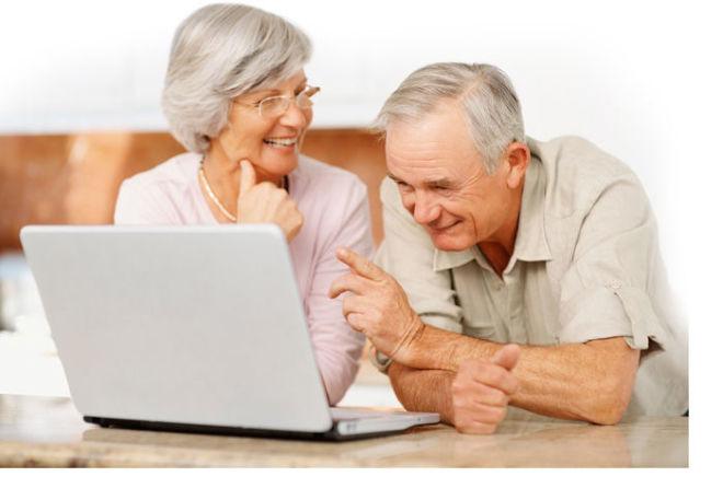 Простая подработка для пенсионеров