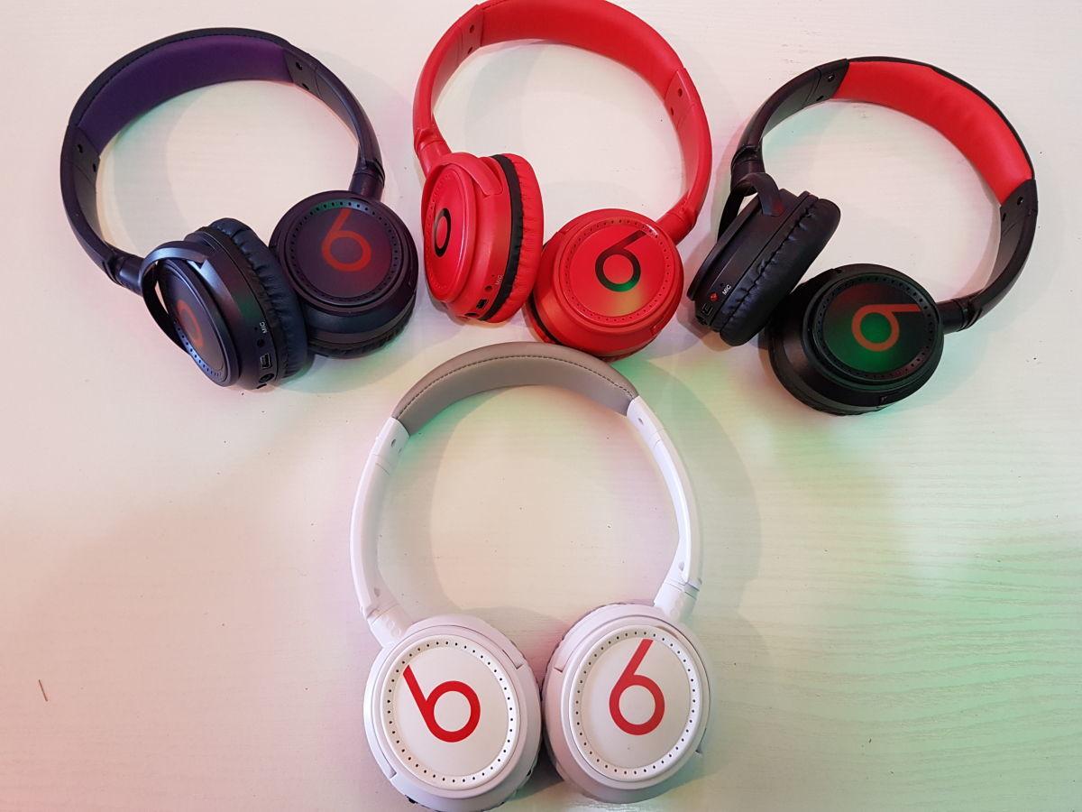 Беспроводные наушники с MP3 плеером и FM Monster Beats XF-238  300 ... 45a1bdfcdb852
