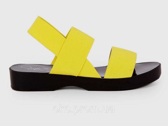 Сандалии босоножки на резинках платформа Report Signature бренд