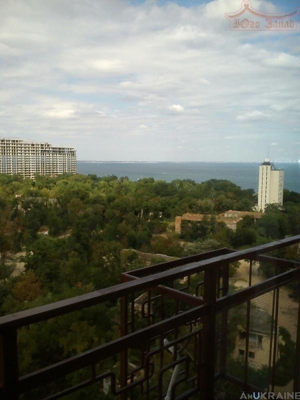 2-квартира с видом на море на Французском бульваре