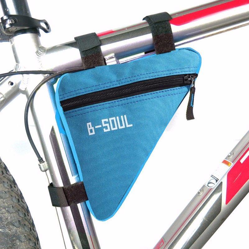 Водонепроницаемая велосумка под раму.
