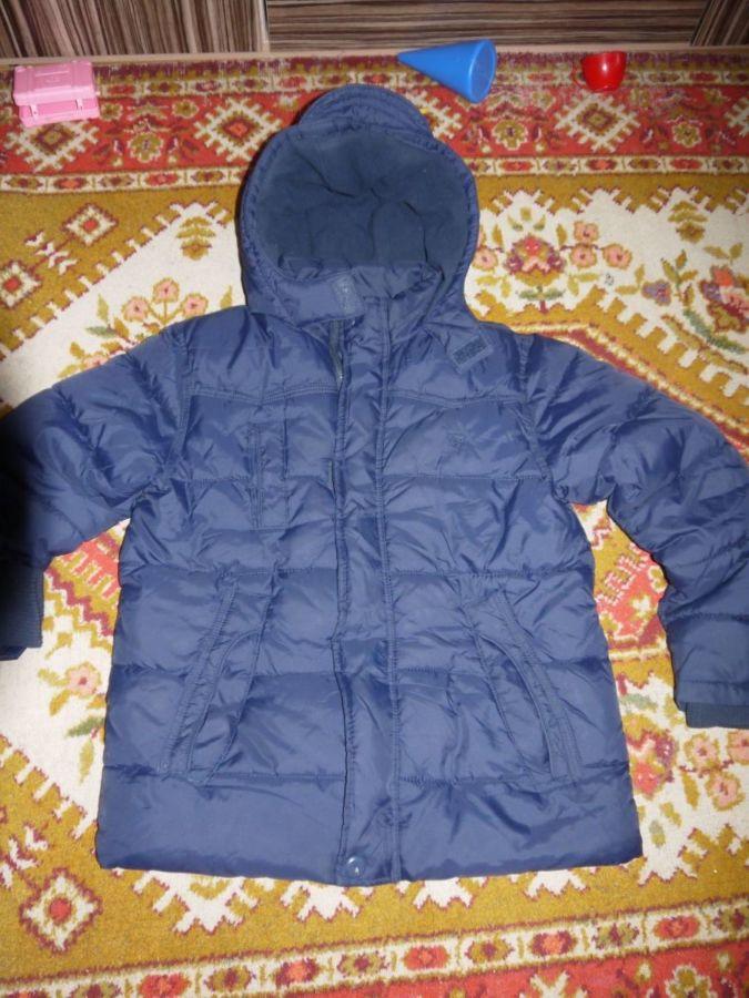 Куртка детская на 11-13